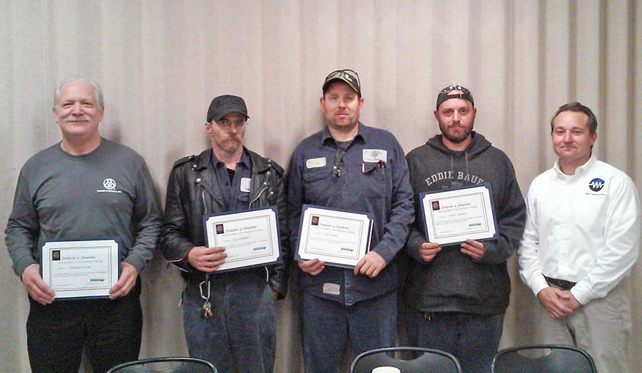 Three D Metals in Valley City, Ohio completes custom electrical safety course