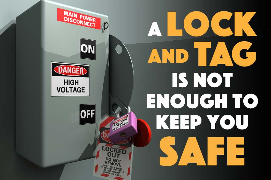 6 Critical Steps for a Safe Lock and Tag Process