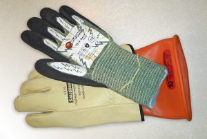 Arc flash gloves: Understanding the differences can save a life. By Brian Hall, BCH Electrical Safety