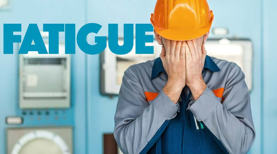 Fatigue is a leading cause of accidents among electricians. Here are 9 tips to correct this epidemic.
