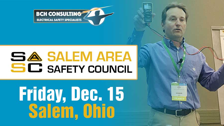 Free presentation, Lock Out/Tag Out, Salem Area Safety Council